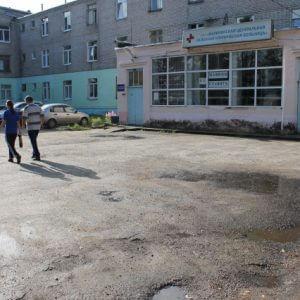 """фото Активисты """"Народного фронта"""" оценили качество услуг в поликлинике Калининской ЦРБ"""