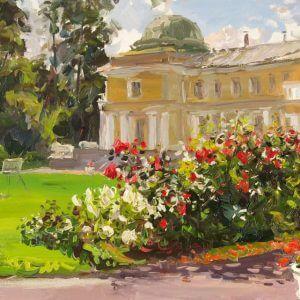 """фото В Твери пройдет выставка живописи """"Из Марьино во Францию"""""""