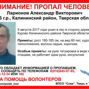 фото Продолжаются поиски пожилого мужчины, который ушел в лес в Калининском районе и пропал