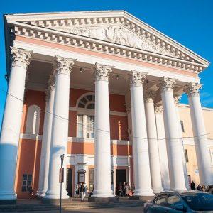 фото Тверской театр драмы приглашает на спектакли в октябре