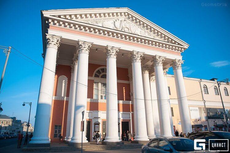 Тверской театр драмы открывает свои двери 21 сентября