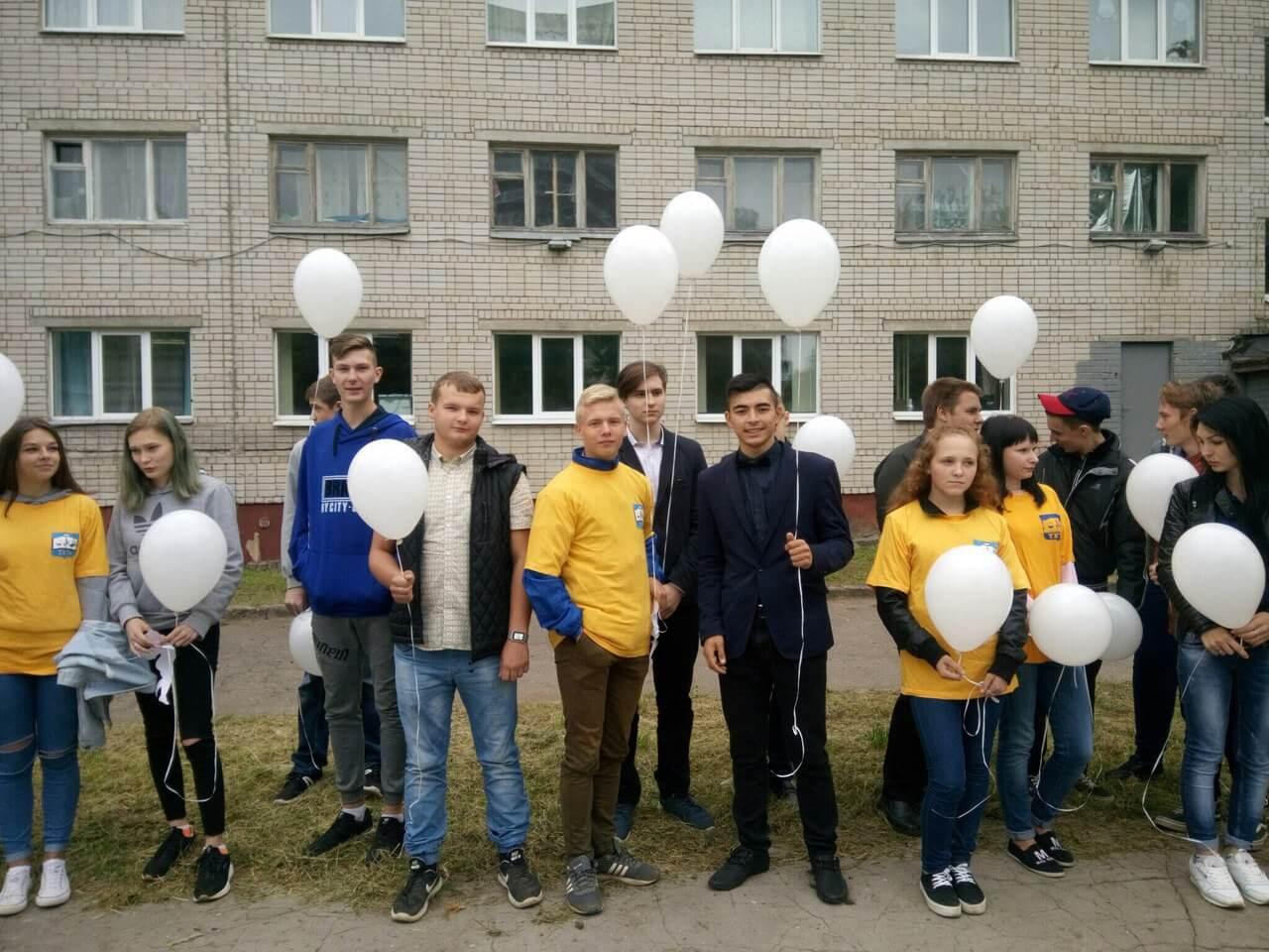В Твери прошла акция в память о трагедии в Беслане