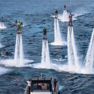 фото В Тверской области установят мировой рекорд по флайборду