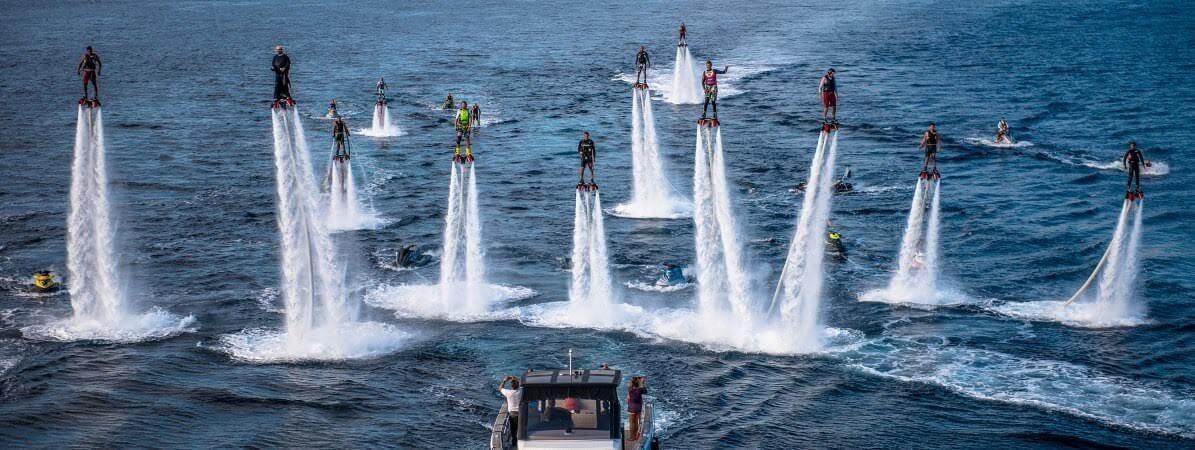 В Тверской области установят мировой рекорд по флайборду