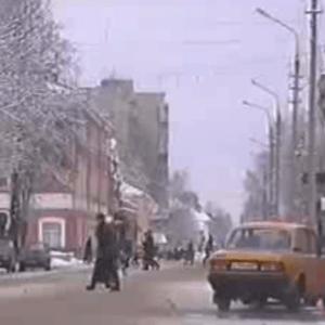 Вышний Волочек. 1997 год. Зима