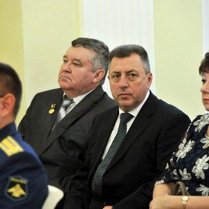 фото Проректор ТвГТУ награжден знаком Губернатора «За заслуги в развитии Тверской области»