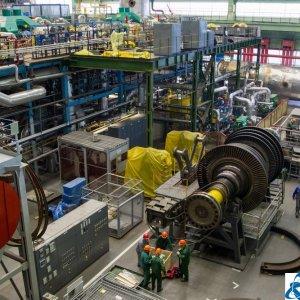 фото Второй энергоблок Калининской АЭС включен в сеть после завершения ремонта
