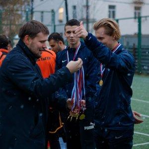 фото В ТвГТУ наградили победителей ежегодного чемпионата вуза по мини-футболу