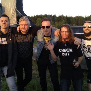 фото Тверская рок-группа Check Out приглашает на большой сольный концерт