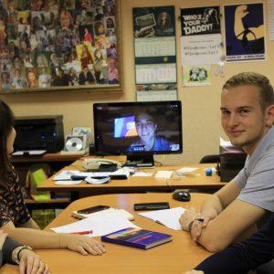 фото Студенческий проект «ON RUSSIA!» презентовали в Твери