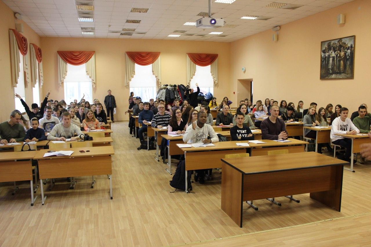 Участниками «Географического диктанта» вЖелезноводске стали практически 300 человек
