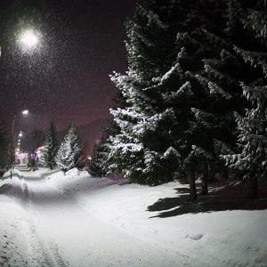 фото Новогодняя ночь в Твери будет теплой и дождливой