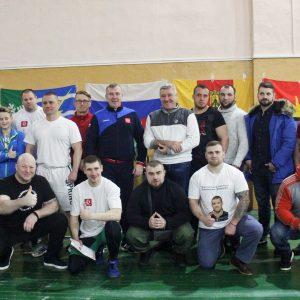 фото Открытый турнир по русскому жиму в Редкино собрал спортсменов из нескольких регионов России