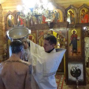 фото На территории Тверского СИЗО впервые провели обряд крещения