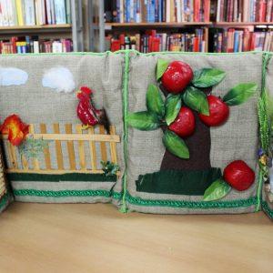 фото В Твери пройдет необычная выставка тактильных книг