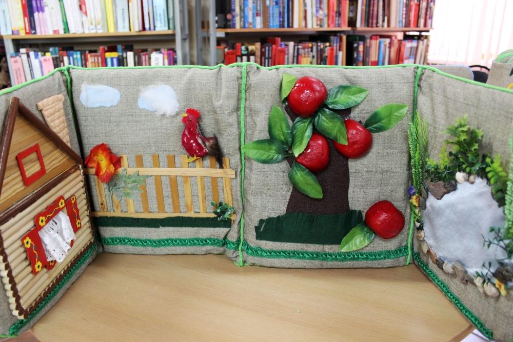 В Твери пройдет необычная выставка тактильных книг
