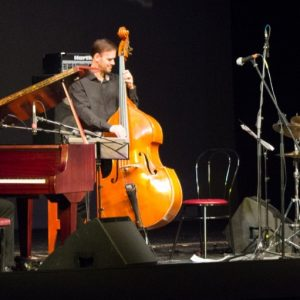 """фото Тверская филармония приглашает на концерт российско-американского джазового проекта """"JonDavisTrio"""""""