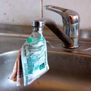 фото Долг теплоснабжающих организаций за воду в Твери за год вырос почти на 100 млн рублей