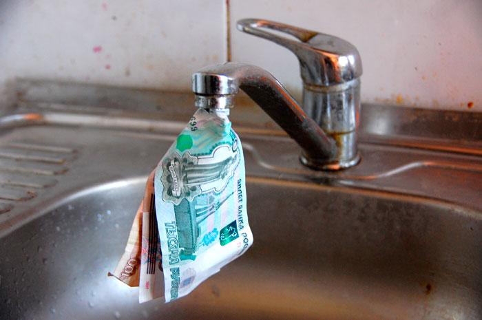 Долг теплоснабжающих организаций за воду в Твери за год вырос почти на 100 млн рублей