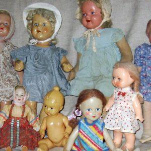 фото В Твери проходит выставка кукол советской эпохи
