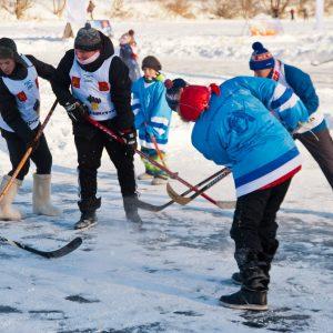фото Турнир «Хоккей на Волге» переезжает на новое место