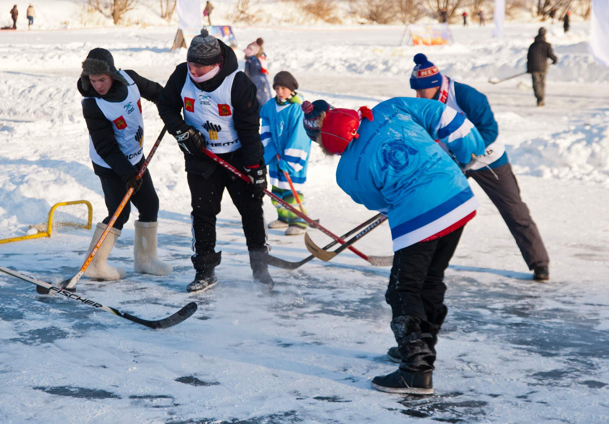 Турнир «Хоккей на Волге» переезжает на новое место