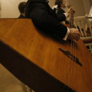 фото Тверичам сыграют на уникальном инструменте - балалайке-контрабасе