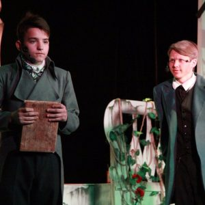 фото Юные актеры Твери покажут спектакль для своих сверстников