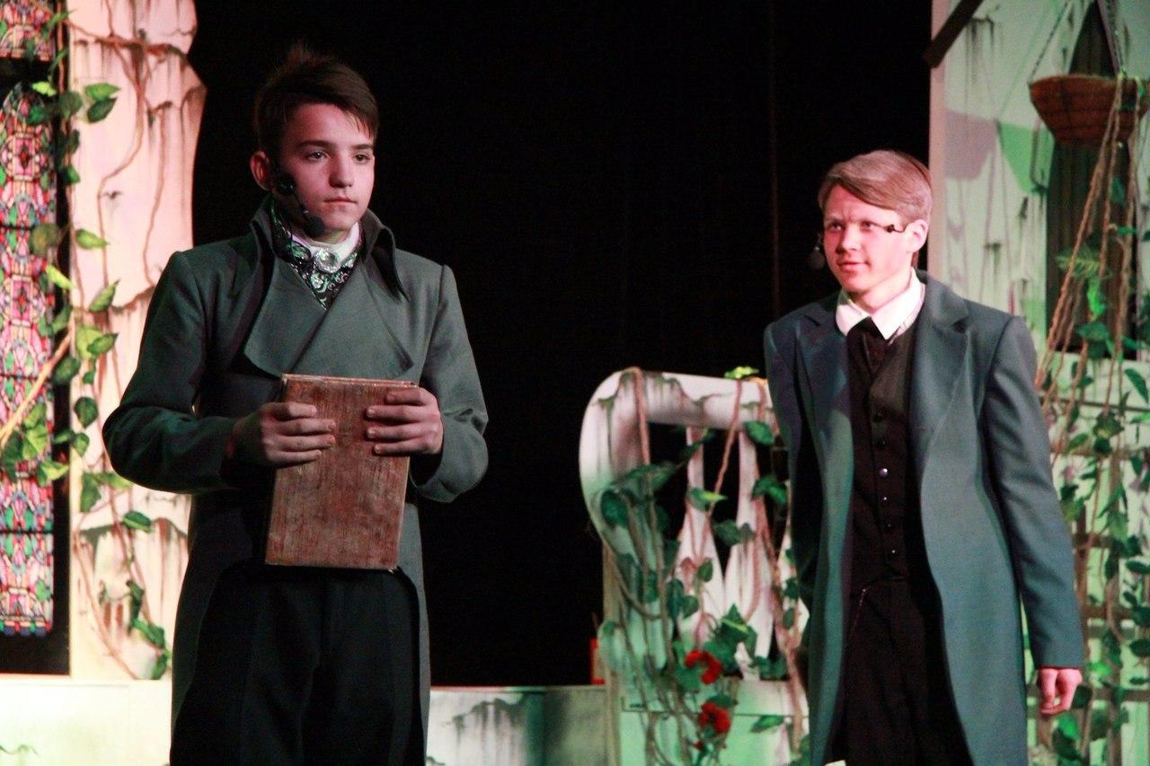 Юные актеры Твери покажут спектакль для своих сверстников