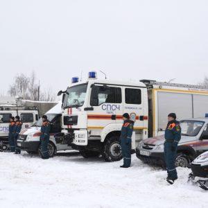 фото В связи с ухудшением погодных условий все региональные подразделения МЧС России функционируют в режиме «Повышенная готовность»