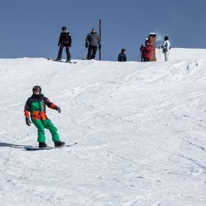 фото Поймай зиму за хвост в новом горнолыжном парке