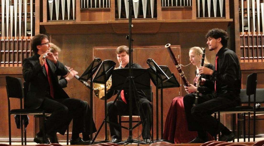 В Твери выступит уникальный ансамбль деревянных духовых инструментов