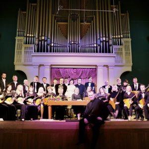 фото Для тверичей выступит муниципальный оркестр русских народных инструментов им.В.В.Андреева