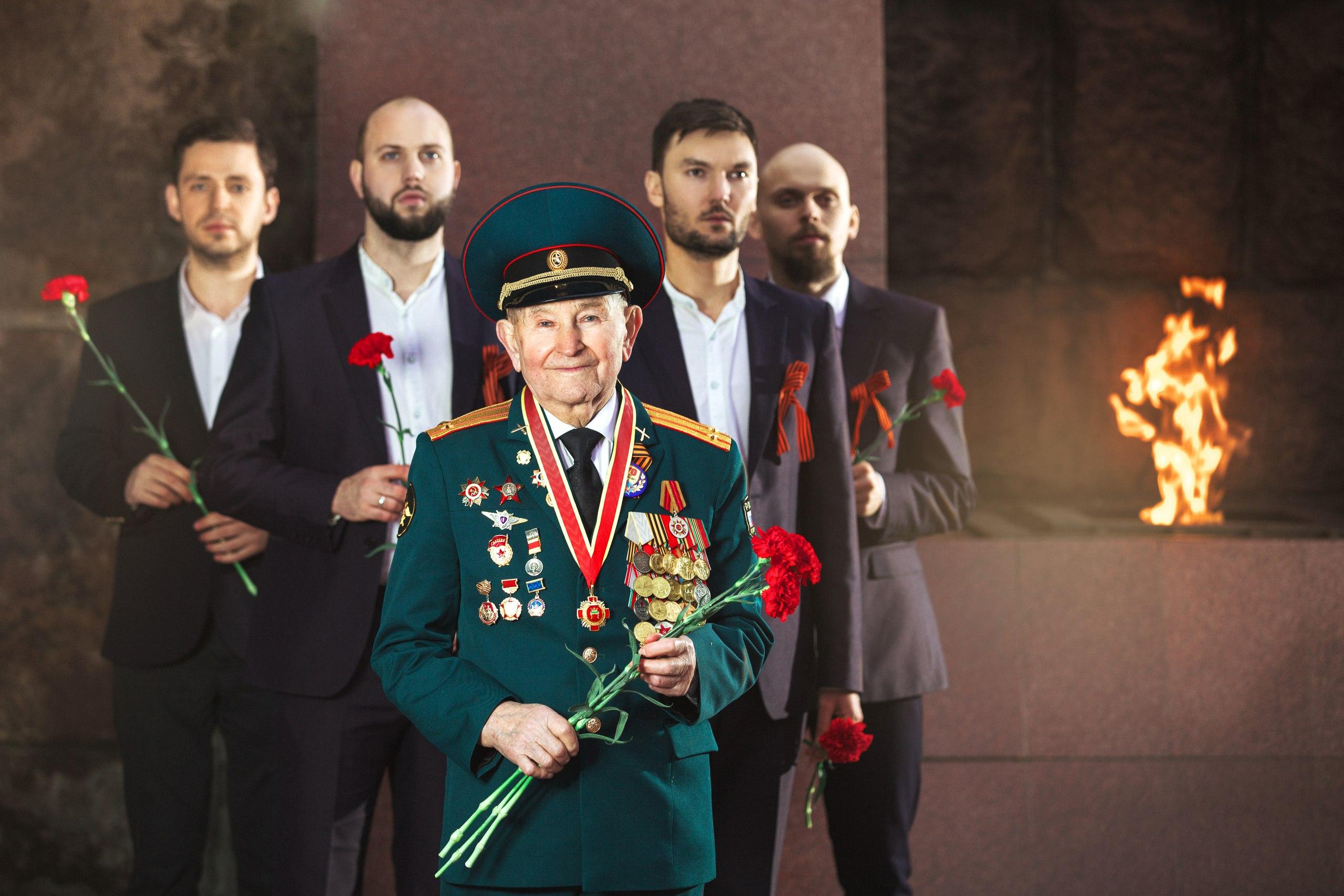 """В Твери пройдет акустический концерт """"Песни Победы"""""""