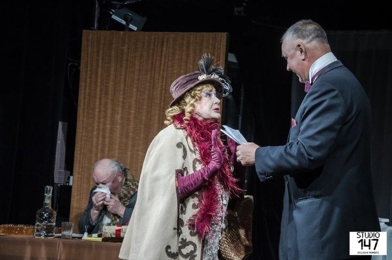 Артисты Тверского театра драмы отправились в гастрольный тур по Тверской области