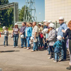 фото Конаковская ГРЭС открыла двери для всех желающих