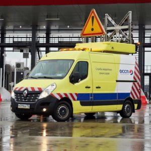 фото Служба аварийных комиссаров поможет автомобилистам на новых участках трассы М-11