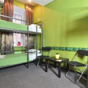 фото Отличия между общежитием и хостелом