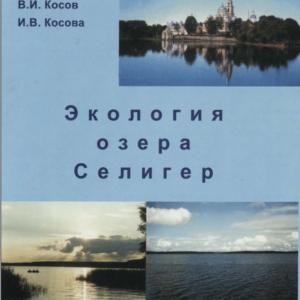 скачать книгу Экология озера Селигер