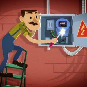 фото ТверьАтомЭнергоСбыт борется с самовольными подключениями к электросетям