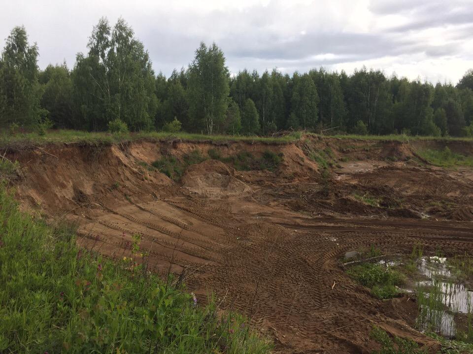 Активисты ОНФ добились прекращения разработки нелегальных карьеров в Конаковском районе