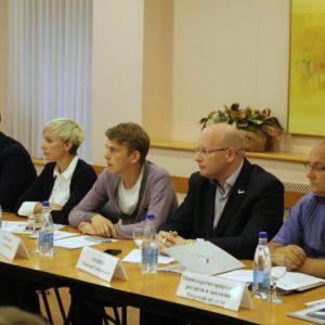 фото В Тверской области прошел круглый стол по проблемам экологии