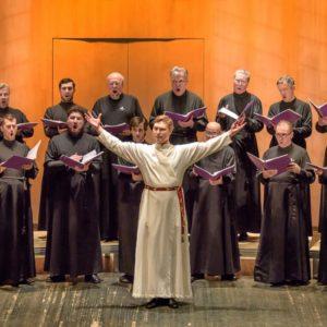 фото В Твери выступит хор Новоспасского монастыря