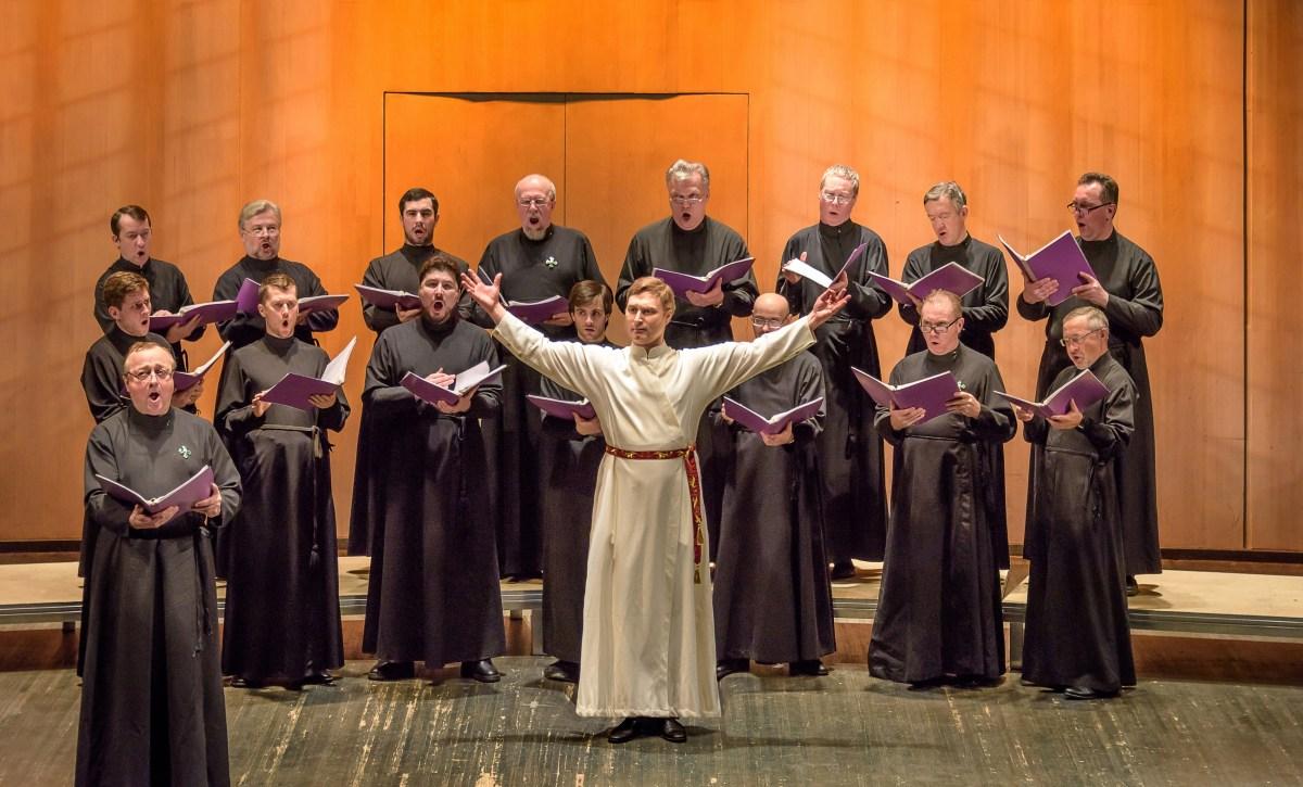 В Твери выступит хор Новоспасского монастыря