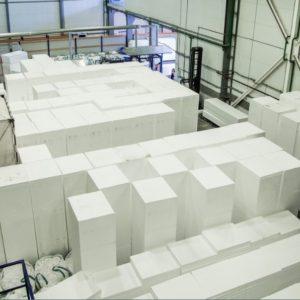 фото Современное производство теплосберегающих строительных материалов открылось в Кашире