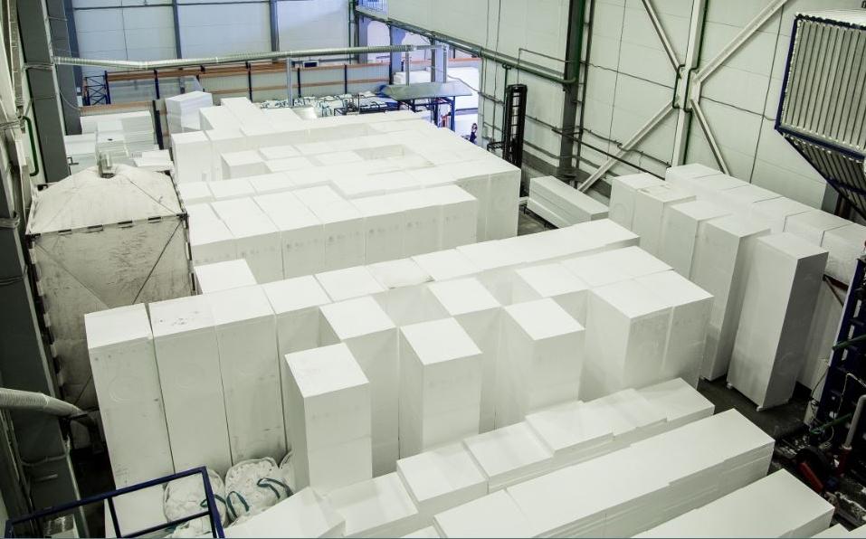 Современное производство теплосберегающих строительных материалов открылось в Кашире