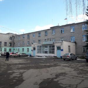 фото Руководство Калининской ЦРБ просят отремонтировать Инфекционное отделение