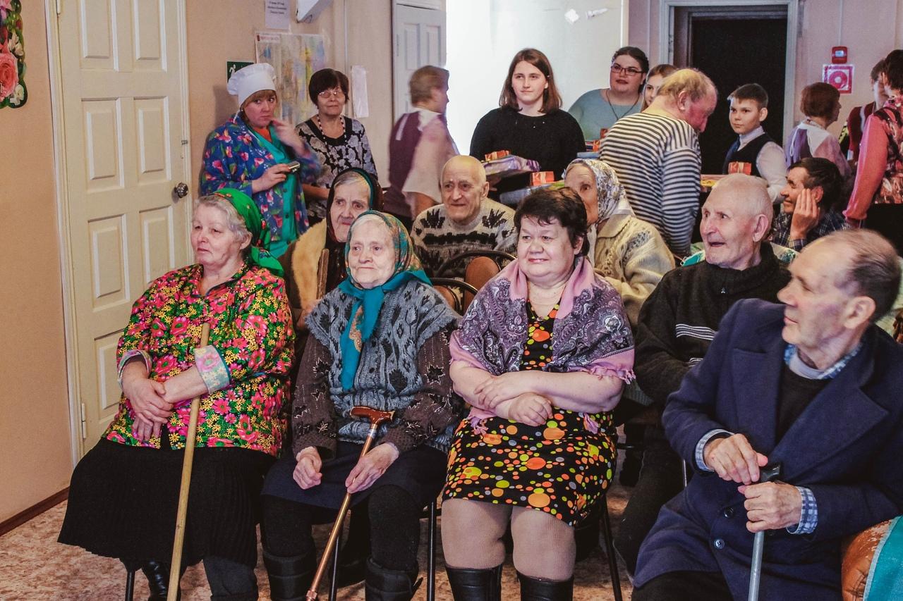 Мероприятия для пожилых в доме интернате поселок стрельна дом престарелых