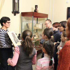 фото Музею книги в Твери исполнится 5 лет