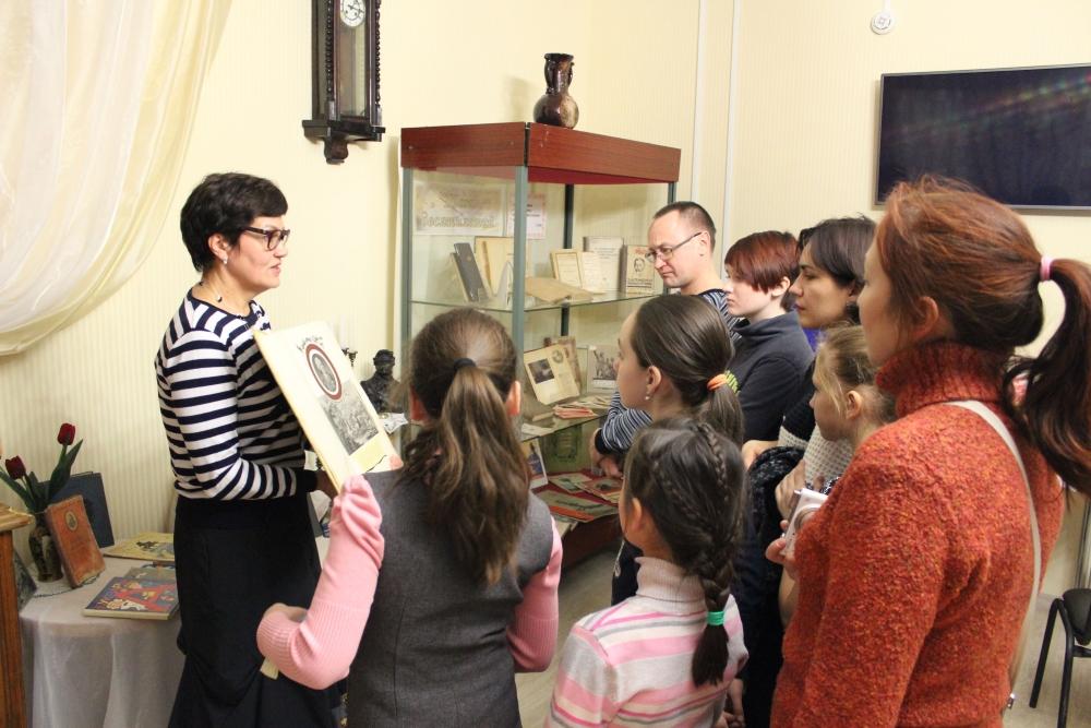 Музею книги в Твери исполнится 5 лет